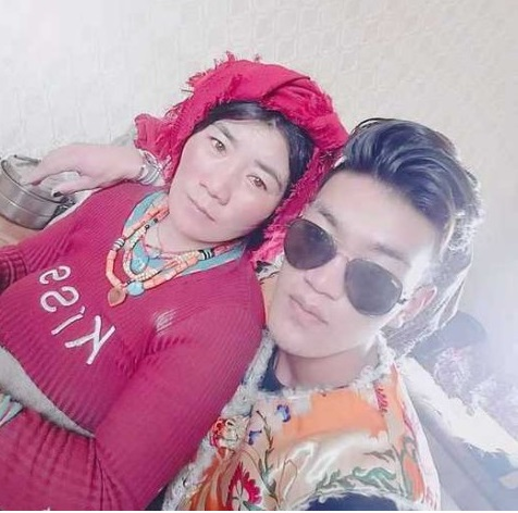 Dolkar and Wangchen
