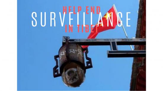 prayer wheel surveillance camera